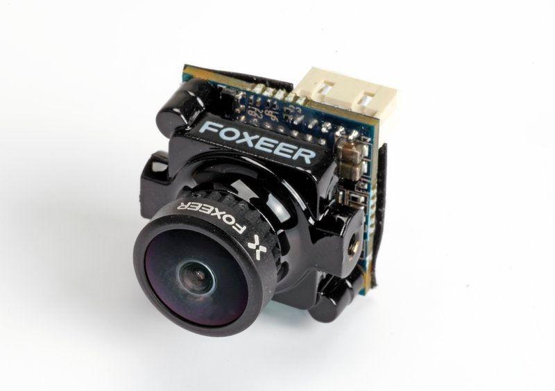 Foxxeer FPV micro Pro Kamera PAL 170° IR blocked
