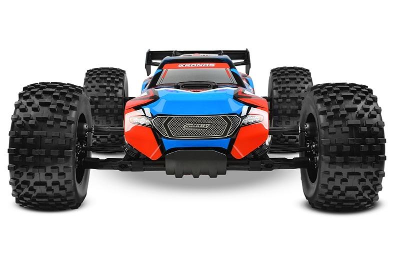 KRONOS XP 6S 4WD Monster Truck LWB 1:8 Brushless Neu 2021