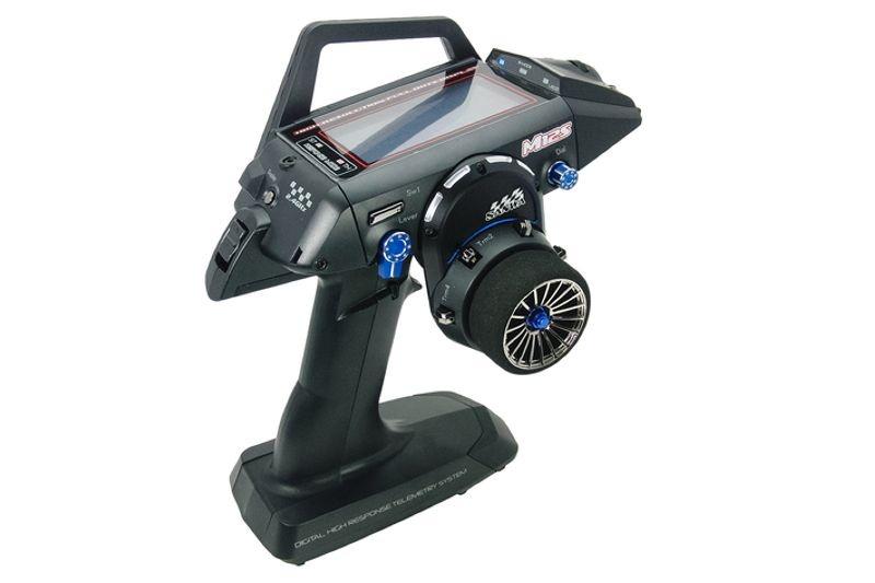 M12S Limited Edition Blue-Al Dual-RX Set