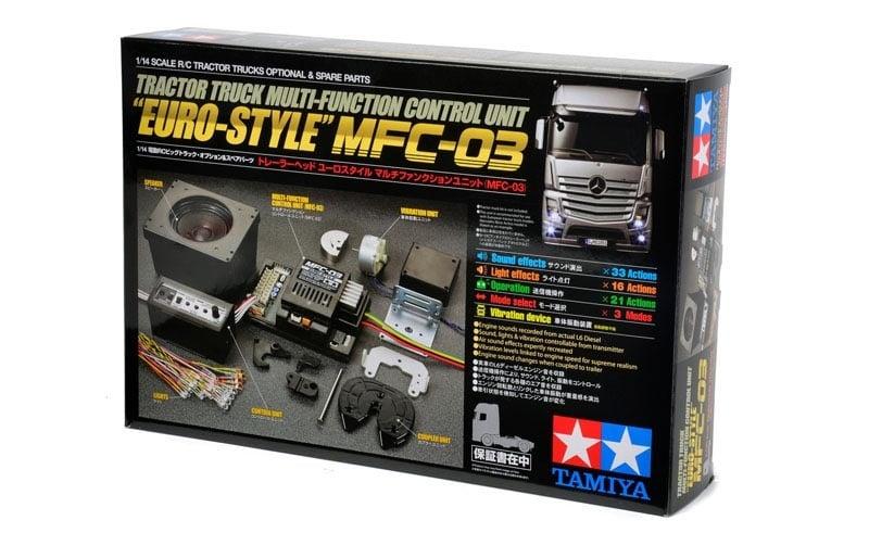 Truck-Multifunktionseinheit MFC-03 Euro für 1:14 RC Truck