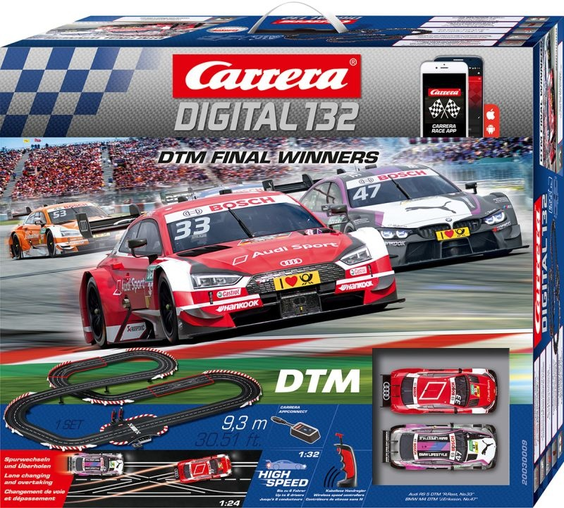 Digital 132 Startpackung DTM Final Winners