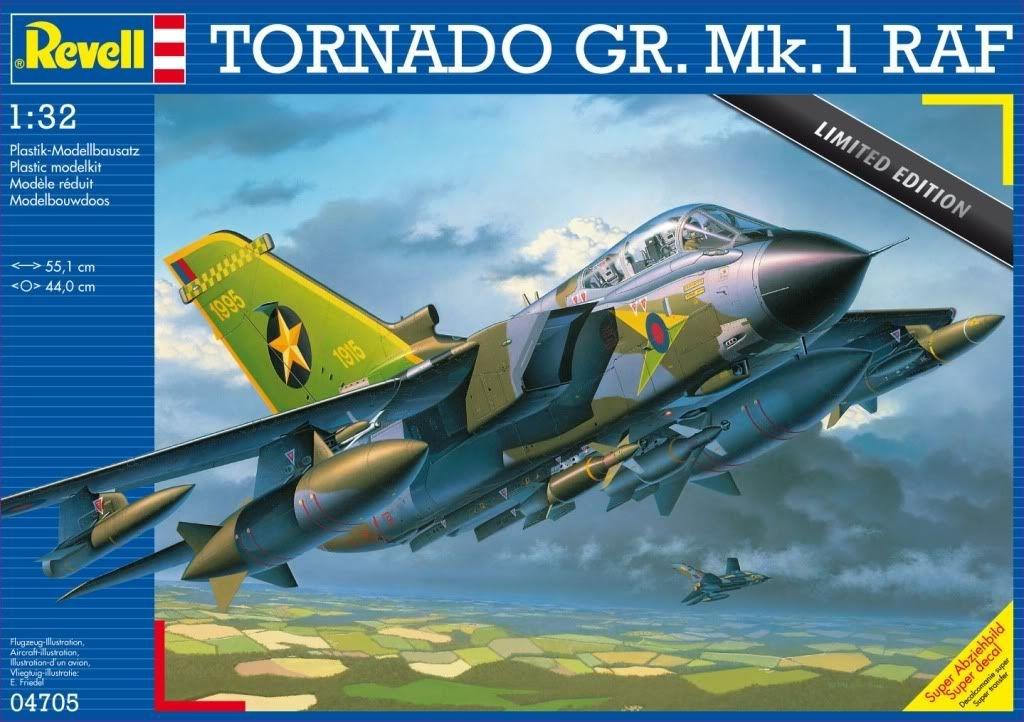 Tornado Gr. Mk.1 RAF 1:32