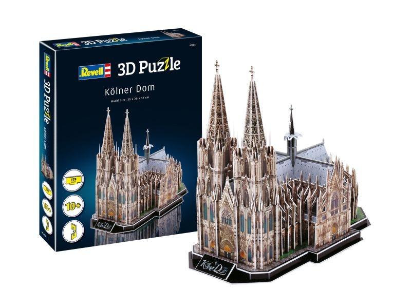3D Puzzle Kölner Dom 179 Teile