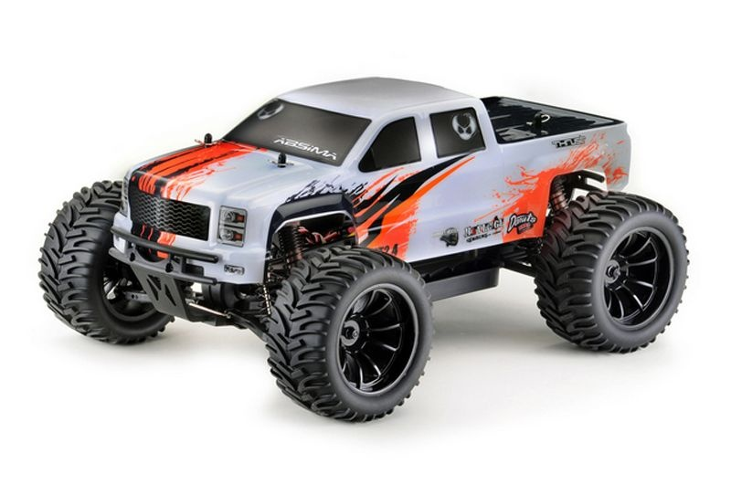 Elektro Monstertruck AMT2.4BL 1:10 4WD Brushless RTR