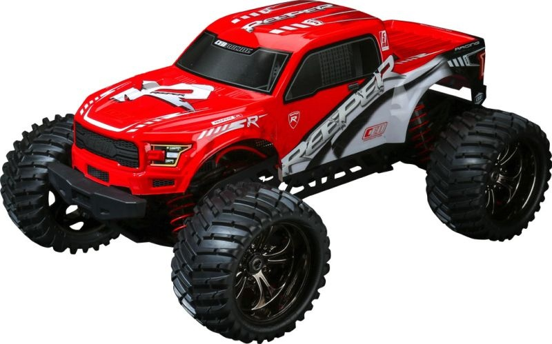 Reeper RC Car Monster Truck 1/7 Brushless 4-6S WP Savöx