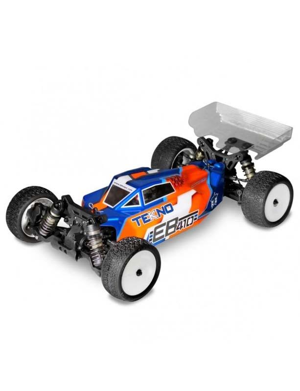 EB410 1/10 4wd Competition Elektro Buggy Kit