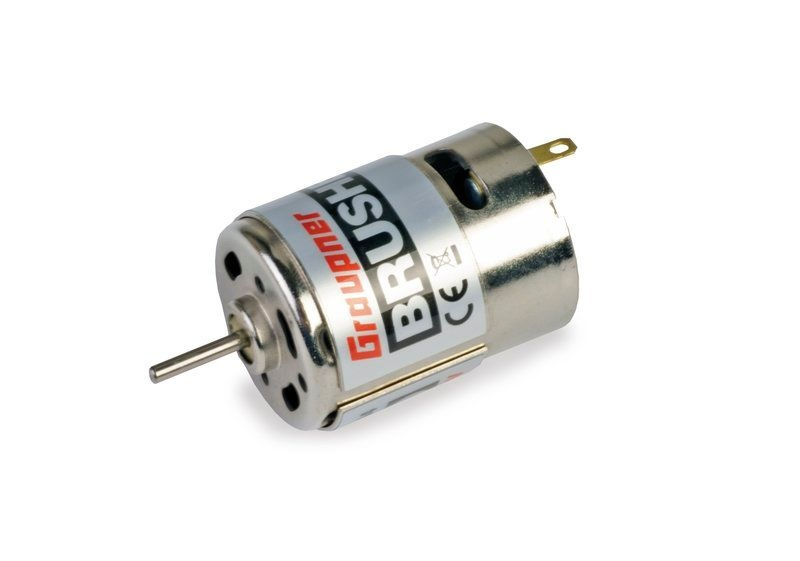 Speed 400 7,2V Brushed Elektromotor