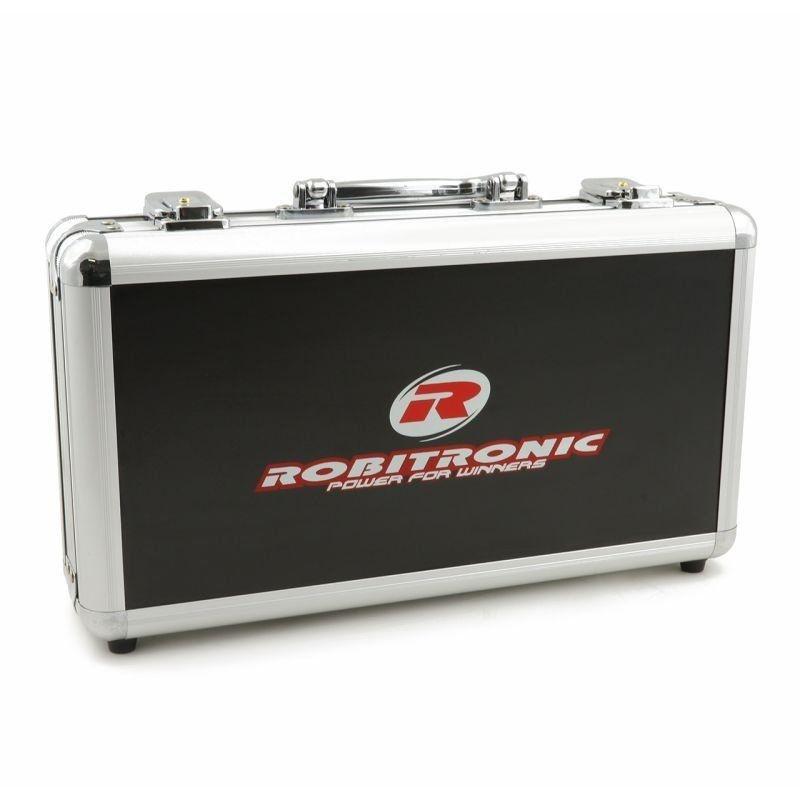Akku Koffer für 8 Akkus