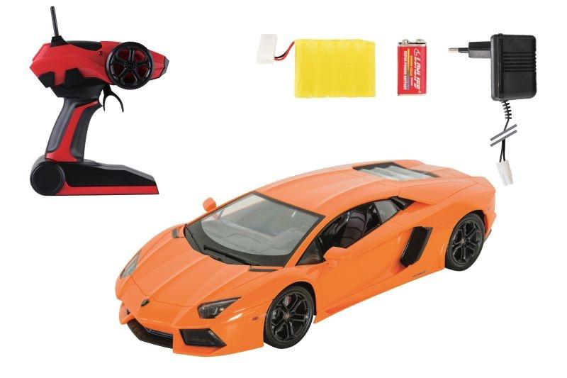 Lamborghini Aventador LP 700-4 RC-Car 1/14 2,4GHz RTR orange