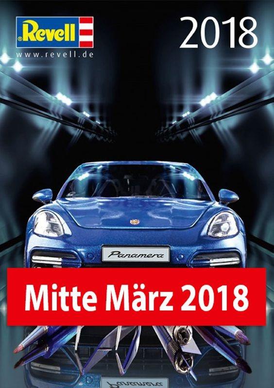 Katalog 2018 D/GB Plastikmodellbau und Zubehör