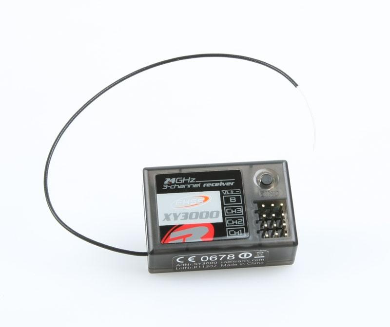 2,4GHz XY3000 3-Kanal Empfänger