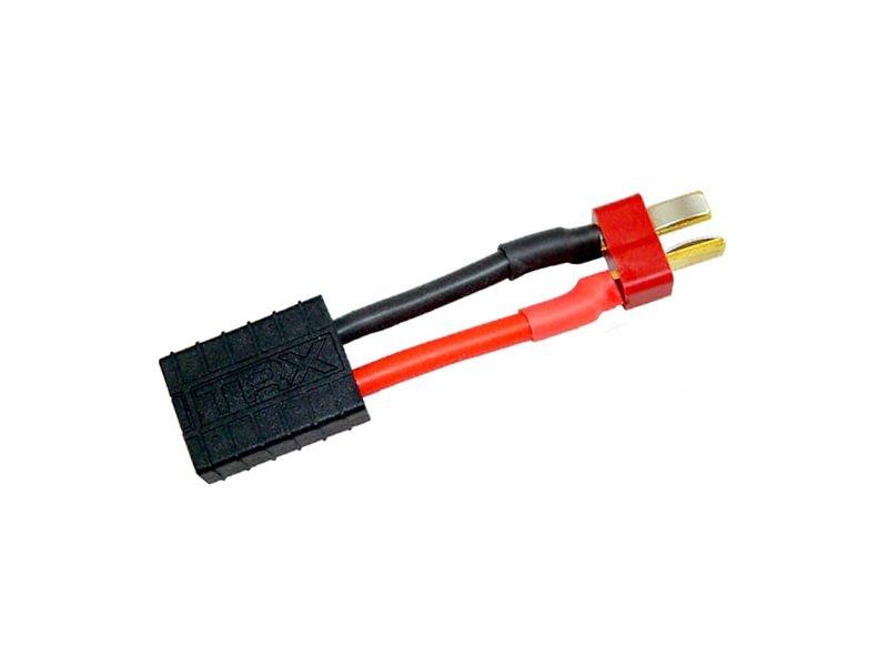 Adapter - TRX Buchse zu Deans-Stecker