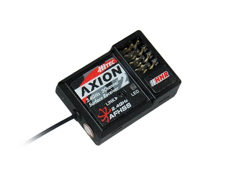 AXION 2  2-Kanal Empfänger für Lynx 4S  2,4Ghz