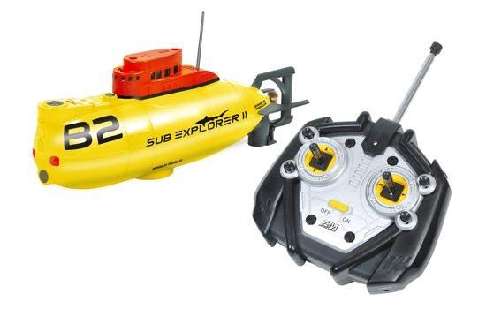 Sub Explorer II