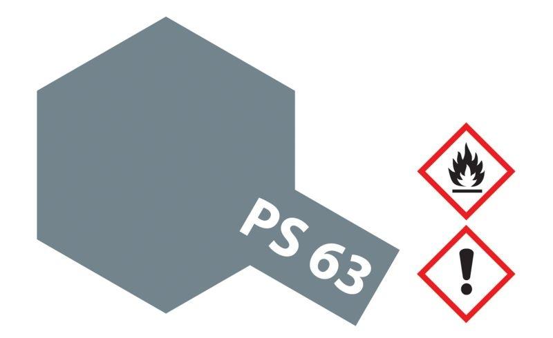 PS-63 Hell Gun Metall Grau Polycarbonat 100ml