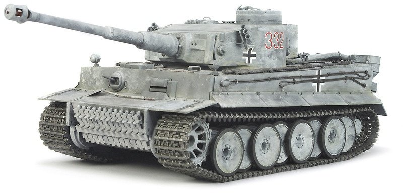 Panzer TIGER 1 Full Option
