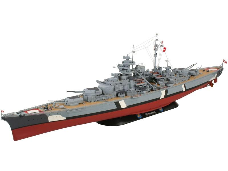 Battleship BISMARCK 1:350