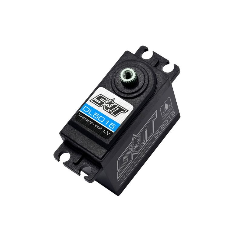 Digital Servo DL5015 MG, waterproof 15kg 1:8 1:10