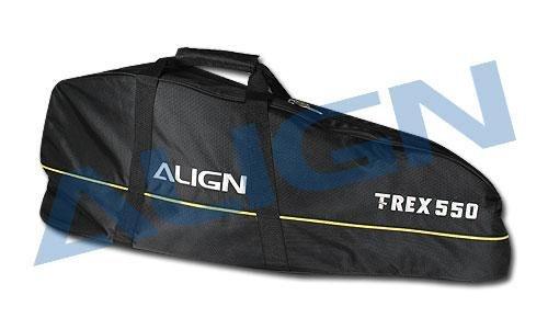 T-REX 550 Transporttasche / schwarz