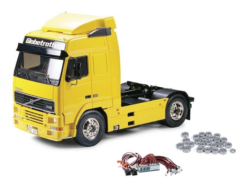 Volvo FH12 Globetrotter 420 inkl. LED und Kugellager
