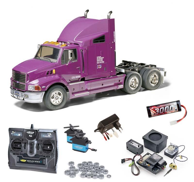 Truck Ford Aeromax Komplettset inkl. MFC-01, Kugellager