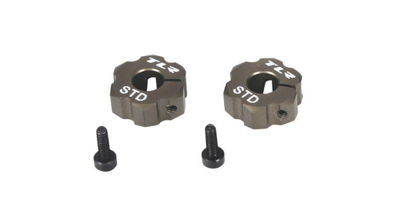 TLR Spurverbreiterung, Standart Aluminium: 22