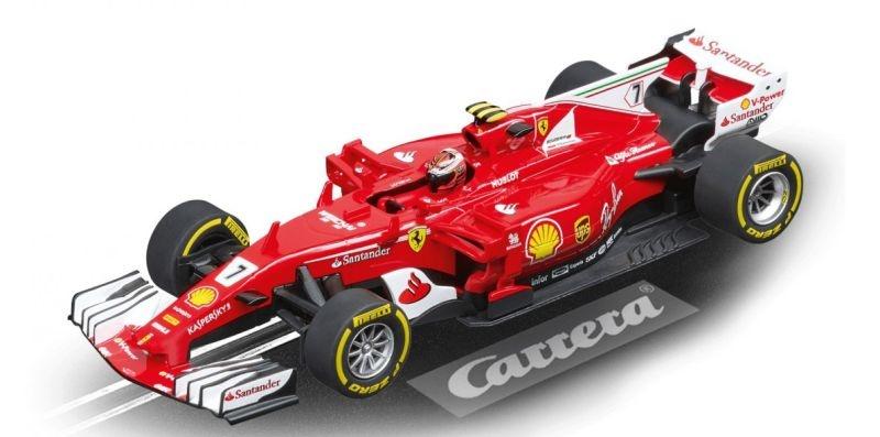Digital 132 Ferrari SF70H K.Räikkönen, No.7