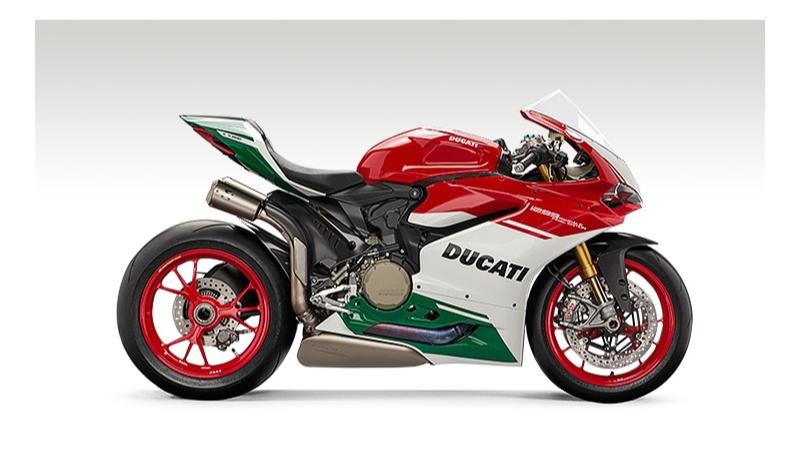 Ducati 1299 Panigale R Final Edition 1:4 Bausatz