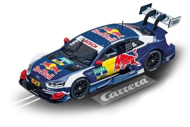Digital 124 Audi RS 5 DTM M. Ekström, No. 5