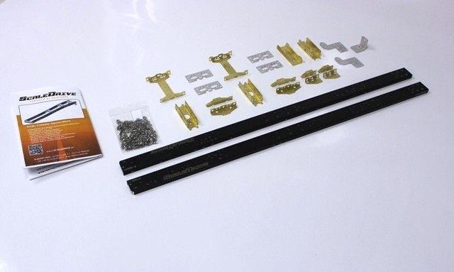 Rahmen Set 488mm -ScaleDRIVE-