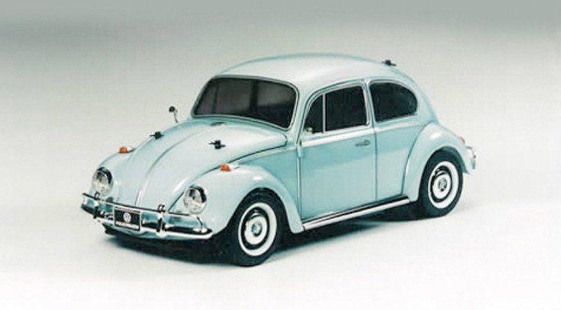Karosserie 1:10 VW-Beetle unlackiert
