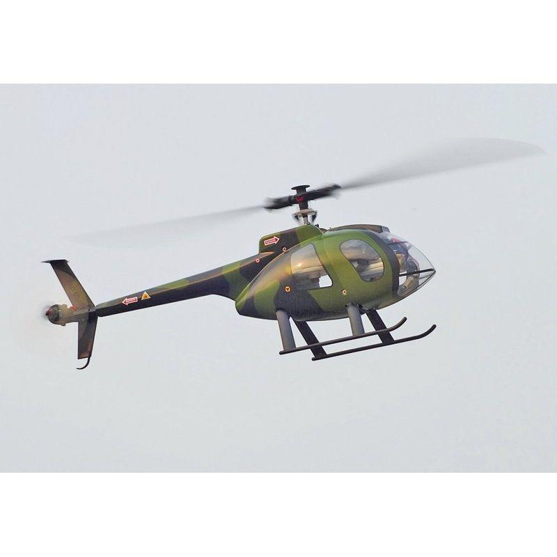 RAPTOR E300 MD Flybarless ARTF Elektro Scale Helikopter