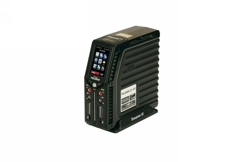 Ladegerät POLARON EX1400 schwarz