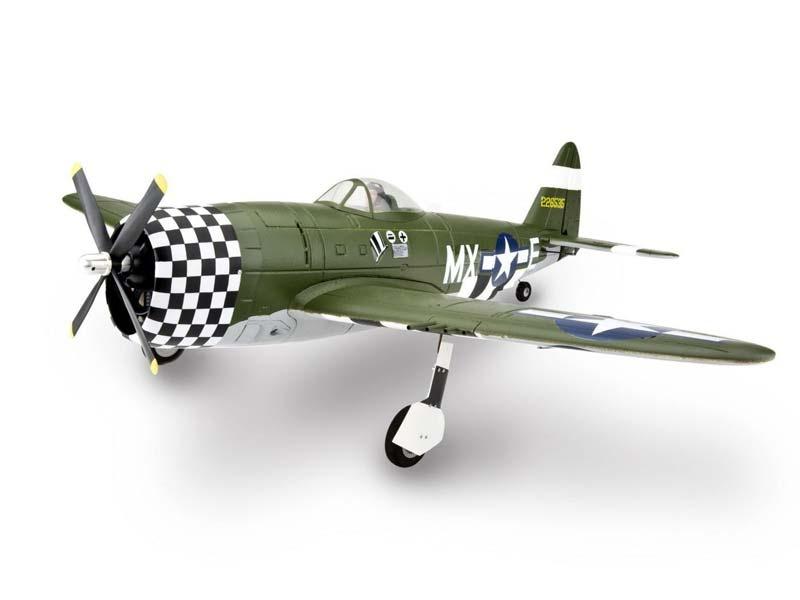 E-flite P-47D Thunderbolt PNP