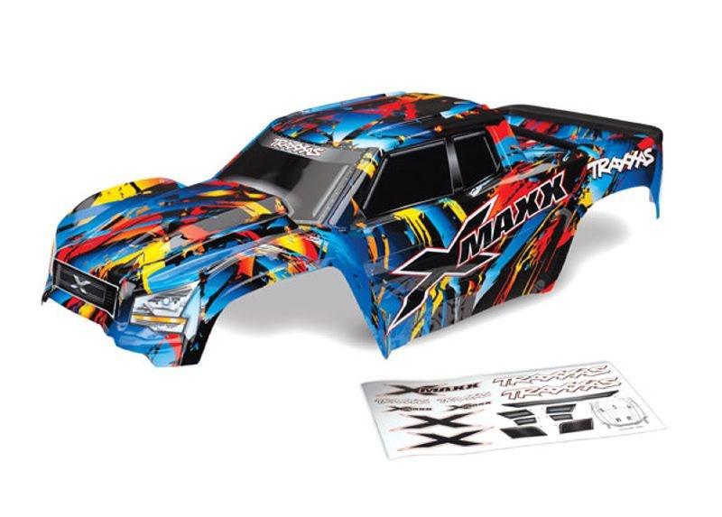 Rock n`Roll Karosserie fertig lackiert für X-Maxx