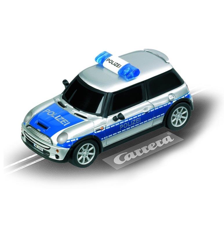 GO!!! MINI Cooper S Polizei
