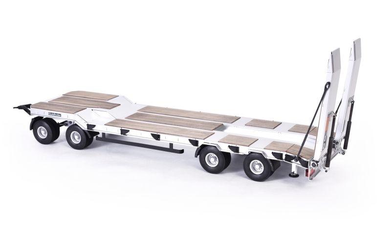 Goldhofer TU4 Tiefladeanhänger 4A. für 1/14 Trucks
