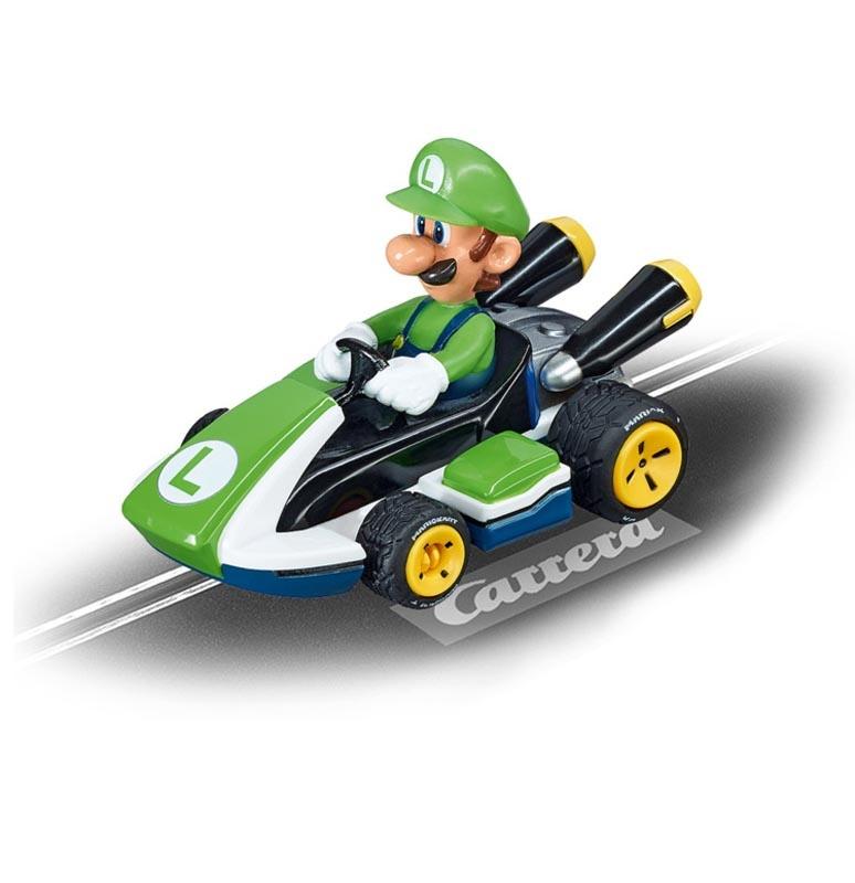 GO!!! Nintendo Mario Kart 8 - Luigi