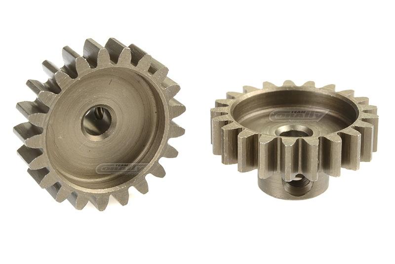 Motorritzel 21T (gehärteter Stahl) 32dp, 3,17mm Welle