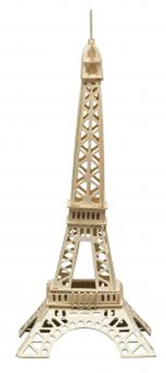 Eiffelturm Holzbausatz