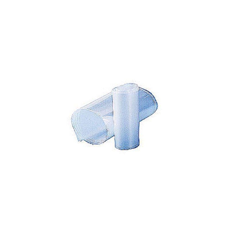 Schrumpfschlauch 60mm transparent