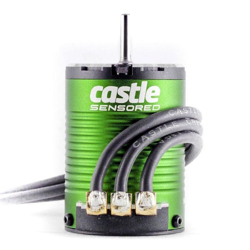 Brushless Motor 1410 sensored 3800kV 1/10 Fahrzeuge 2-3S