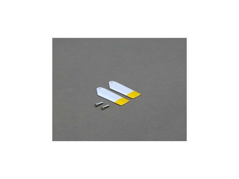 Blade Red Bull BO-105: Heckrotorblätter Set