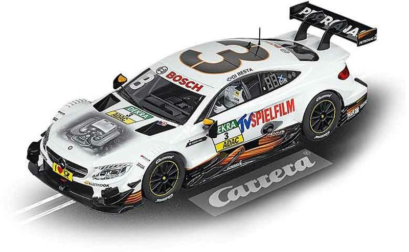 Digital 124 Mercedes-AMG C 63 DTM P. Di Resta, No.3, 2017
