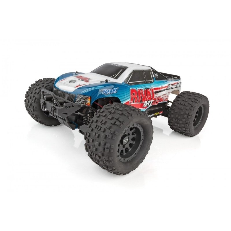 Rival MT10 4WD Monster Truck 1:10 3S Brushless 2,4GHz RTR