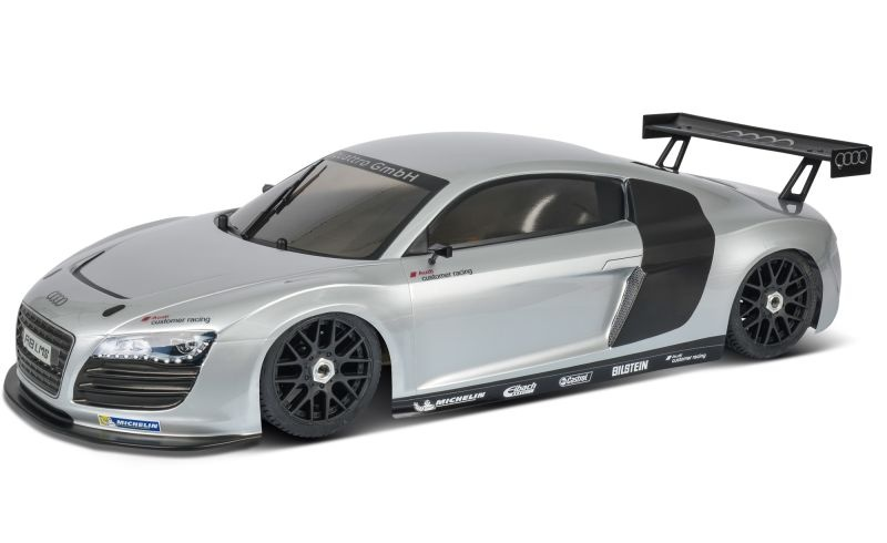 Audi R8 LMS Brushless 1:5 Chassis 4WD 100% RTR