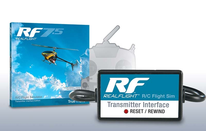 RealFlight 7.5 Interface Edition