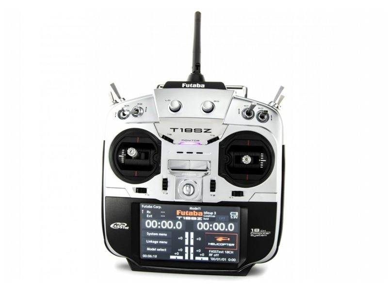T18SZ Potless 2.4GHz Fernsteuerung + R7014SB Empfänger Mode2