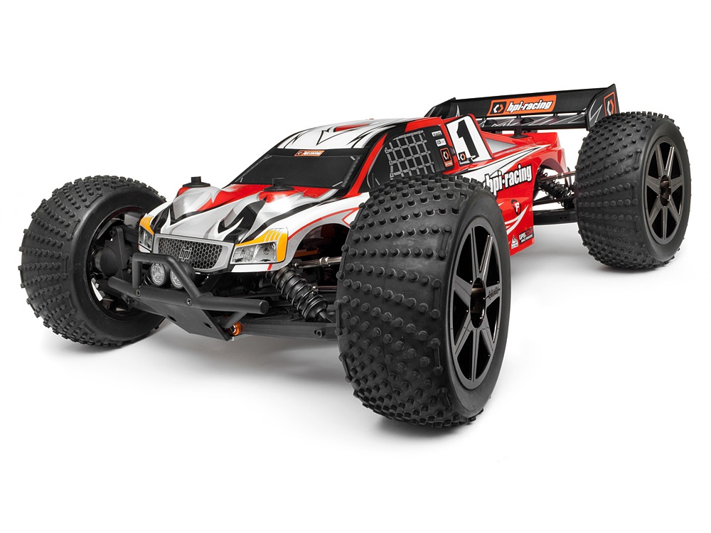 Trophy Truggy Flux Brushless 1:8 RTR 2.4GHz Waterproof