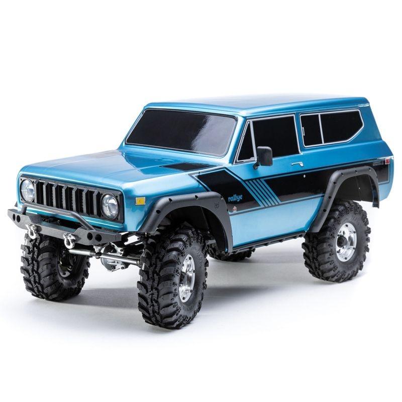 GEN8 Scout II 4WD Scale Crawler 1/10 2,4GHz RTR, blau